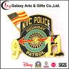 Police Soft Enamel Metal Custom Lapel Pins