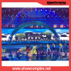 pH4.81 Outdoor LED Wall for Banquet with High Contrast