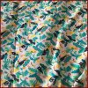 Toucan Bird Printed Colorful Microfiber Peach Skin