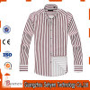 100% Cotton Long Sleeve Business Formal Dress Shirts with Twill