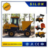 High Quality 5 Ton Mini Site Dumper Truck (4X4WD)