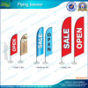 Flying Beach Flag Banners and Feather Flags (M-NF04F06023)