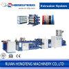 PP Automatic Sheet Extruder Line Hfsj-100/33-700A