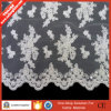 2016 Tailian 100% Nylon Knitted Fabric Genuine Pearl with Lace for Wedding Dress