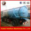 Heavy 15, 000 Litres/15m3/15cbm/15 Cubic Meter Suction Truck