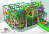 High Quality Jungle Themed Indoor Playground