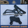 CNC Machining Anodized Black Motorcycle Part