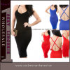 Slimming Fashion Cocktail Prom Party Long Gown Maxi Dress (4541)