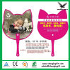 Custom Mini PP Promotion Plastic Fan