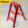 A Frame Folding Domestic Aluminum Step Ladder