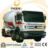 Professional Beiben North Benz Concrete Mixer Truck (6X4) with Mercedes Benz Technology