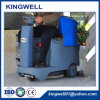 Smart Ride-on Floor Scrubber with Battery (KW-X6)