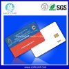 Cr80 Size PVC/Plastic Contact Chip Card