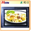 Hanging Acrylic Slim LED Advertising Lightbox for Menu Display