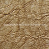 Popular Embossed Grain of Sofa PU Leather (QDL-52031)