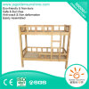Children's Pine Wood Space Saving Bunk Bed with Ladder with CE/ISO Certificate