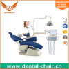 MID-Range Price Medical Chair Dental Chair with Big LED Lamp