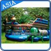 Children Park Inflatable Pirate Ship Bouncer Combo
