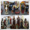 Factory Custom High Quality Poly Resin Religious Nativity Family Statues, Resin Nativity Set Catholic Religious Statues (IO-ca_samples)