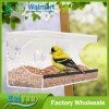 Clear Large Acrylic Plastic Window Bird Feeder Easy to Install