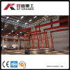 50 Ton Double Girder Semi Gantry Crane for Sale