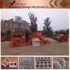 Semi-Automatic Concrete Block Forming Machine (QTJ4-26C)