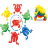 Baby Frog Style Building Block Toy for Sale