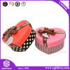 Heart Shape Recyclable DIY Chocolate Packaging Box with Hat
