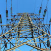 Galvanization Steel Electric Pole Tower