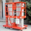 12 Meters Aluminium Alloy Mobile Aerial Mast Work Platform (GTWY12-200SA)
