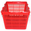 All Types Plastic Metal Wire Shopping Basket for Sale