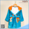 High Quality Hooded Kids Bathrobe