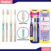 Adult Toothbrush with Super Elastic Soft Bristles 2 in 1 Economy Pack 823