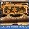 Customized Luxury Decoration Follower Curtain Wall Backgroud for KTV/Nigh Club