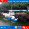 Exported Water Hyacinth Cutting Harvester