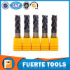 4 Flutes Tungsten Carbide End Milling Cutter Tools