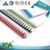 Plastic Spiral Wire Binding Supplies for Office Binding Supplies and Stationery