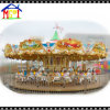 24 Seats Horse Carousel Amusement Park Equipment for Sale