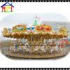 24 Seats Horse Ride Carousel Amusement Park Equipment
