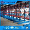 Heavy Duty Warehouse Storage Single-Side Cantilever Rack