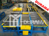 Durama U-Shape Auto Duct Line 5 with Fast Speed