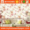 China Cheap Price PVC Vinyl Waterproof Wallpaper Wallcovering