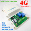 4G Version GSM-Auto 4G / 3G / GSM Remote Relay Controller