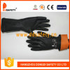Ddsafety 2017 Double Color Industry Latex Gloves