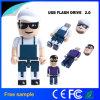 Wholesale Bulk Cheap Fashion Cool Man Plastic USB Flash Memory