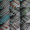 100% Distribute Rate Various Styles Beaded Crystal Chain