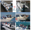Liya 22 Feet 10 People Rigid Inflatable Boat Rib Boat