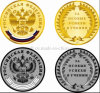 Coin Badges Soft Enamel Souvenir Coin Metal Medal