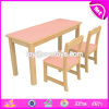 Wholesale Cheap Primary and Kindergarten Wooden Kids Study Table for Students W08g229
