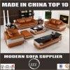 European Modern Sectional Leather Sofa Divani